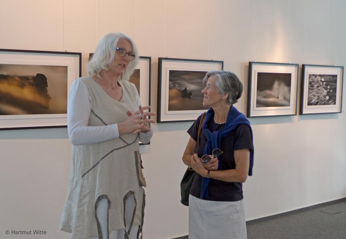 Einzelausstellung im Kunstverein Bad Honnef