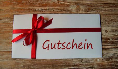 Geschenkgutschein Massage Thai Massage Köln