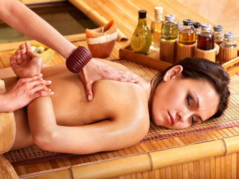 Rückenmassage Nackenmassage Wellnessmassage Köln