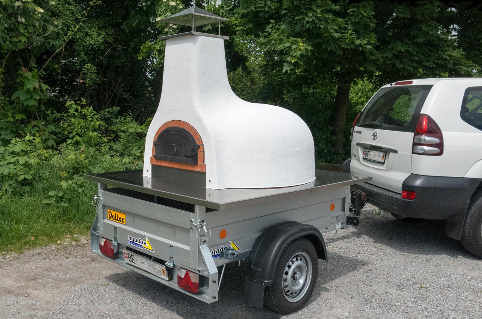 Pizzamobil Badi Wislepark / Worb