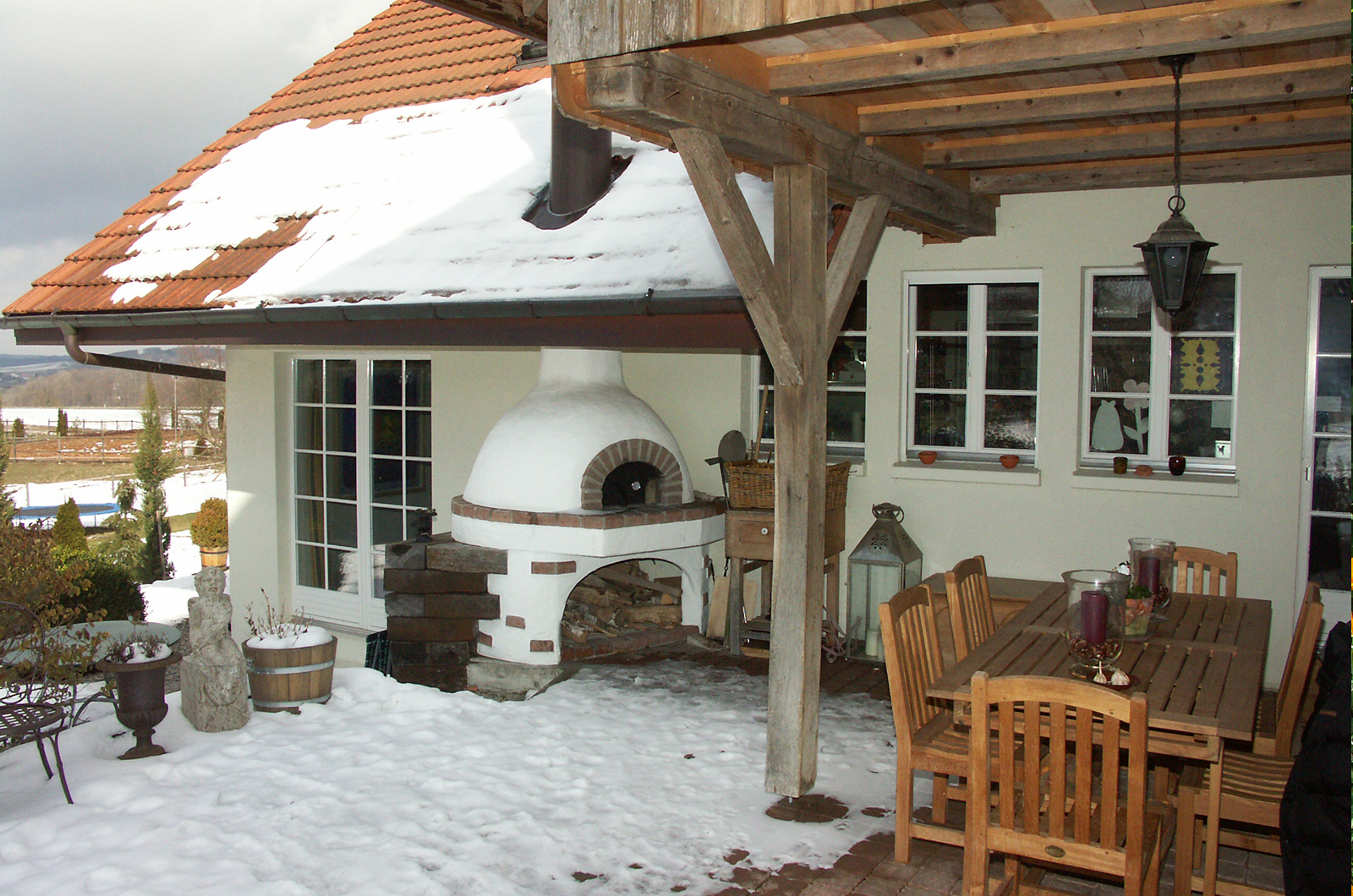 Familie Läderach / Ried bei Kerzers