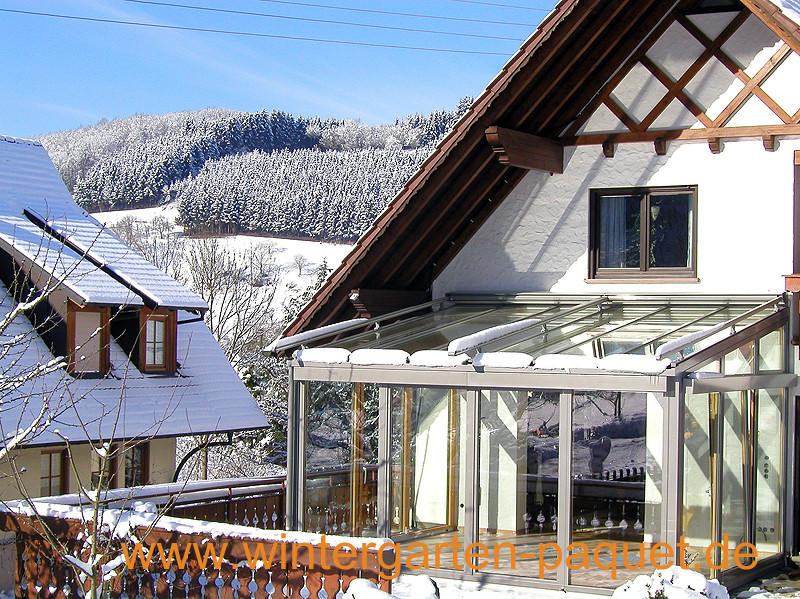 Wintergarten bei Welschensteinach