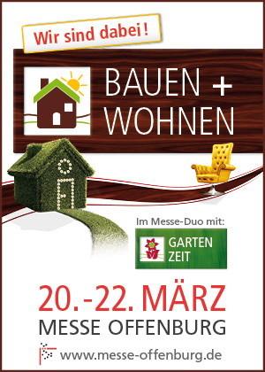Wintergarten Paquet auf der Bauen und Wohnen 2015