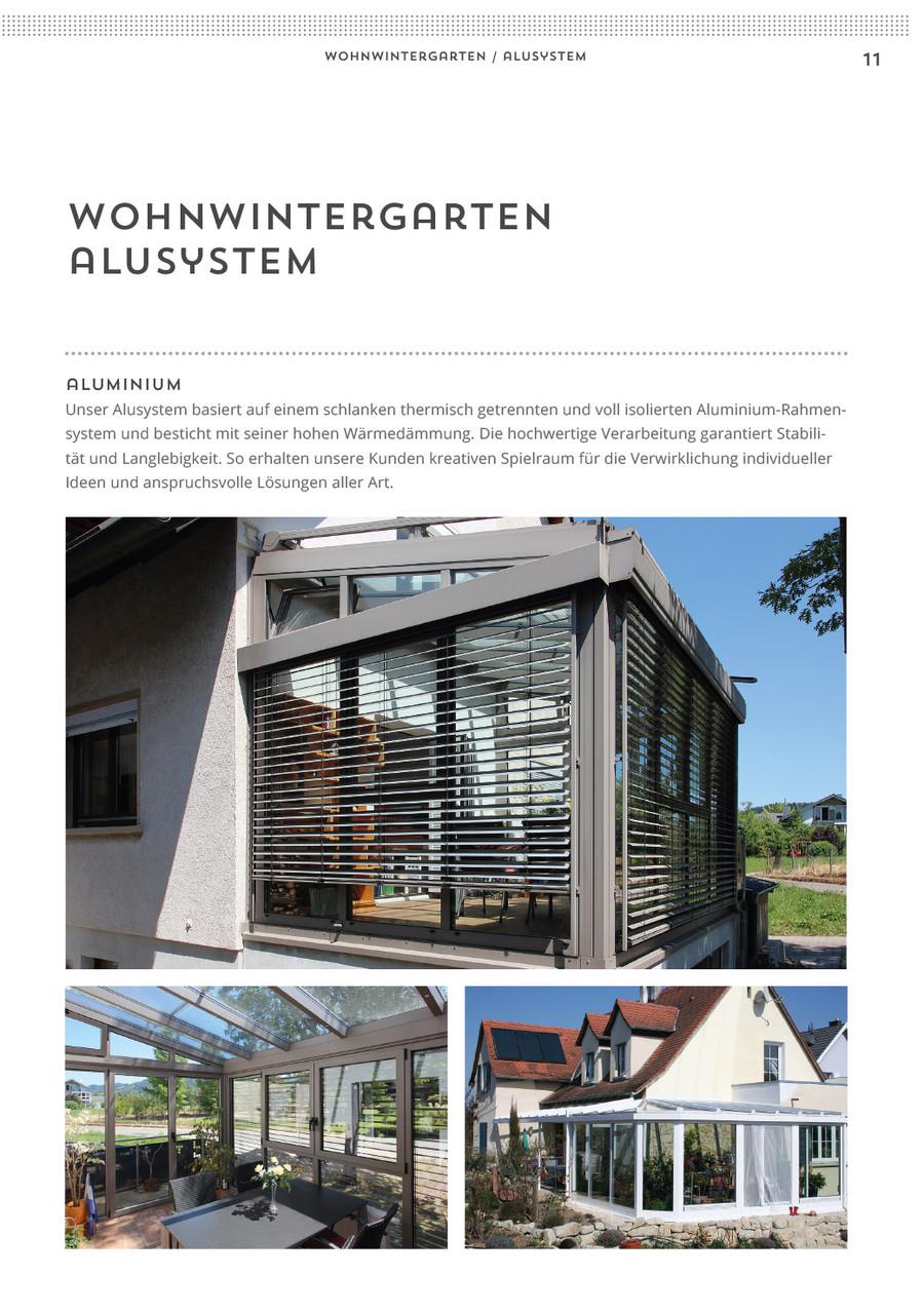Wintergarten Paquet Broschüre S.11