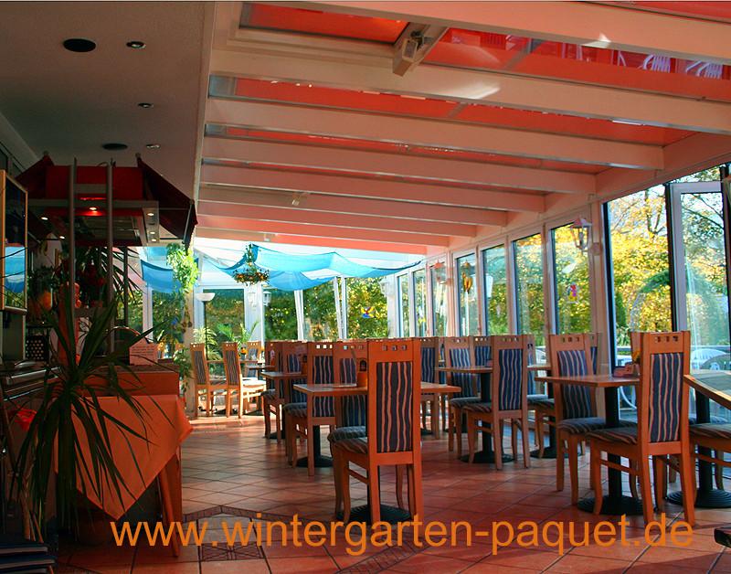 Wintergarten bei Hornberg Gasthaus Schondelgrund