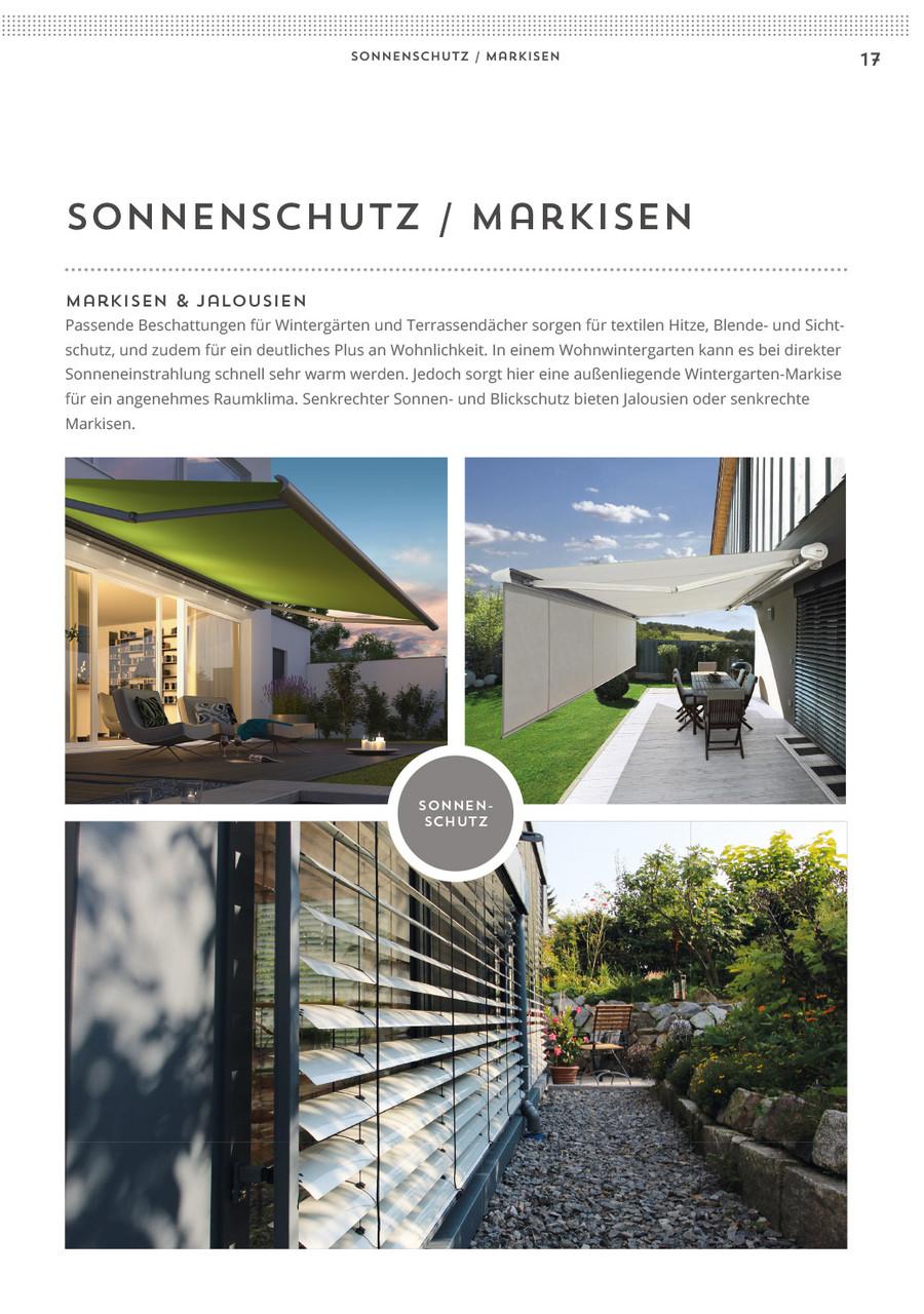 Wintergarten Paquet Broschüre S.17
