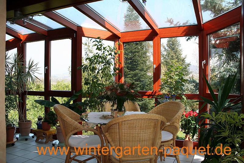 Wintergarten bei Elgersweier