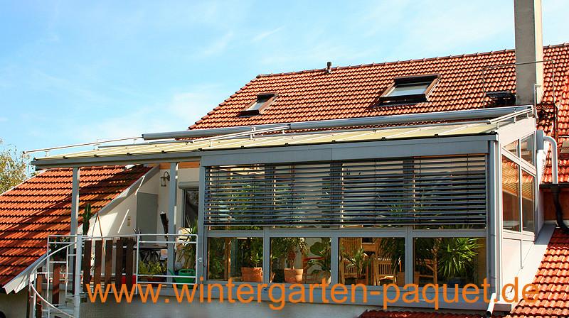 Wintergarten bei Kehl Sundheim