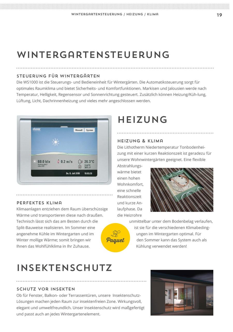 Wintergarten Paquet Broschüre S.19