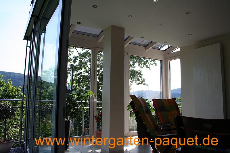 Wintergarten in Seebach