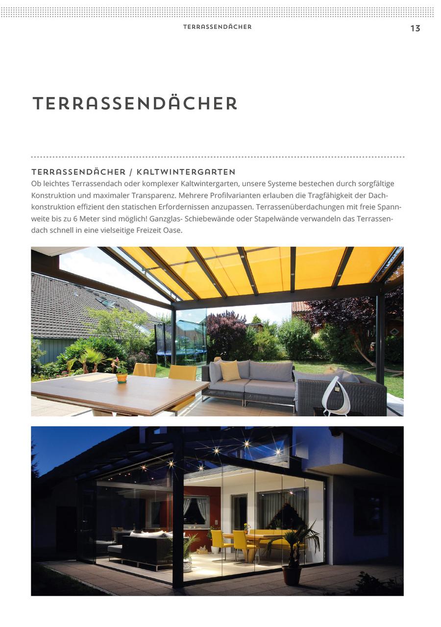 Wintergarten Paquet Broschüre S.13