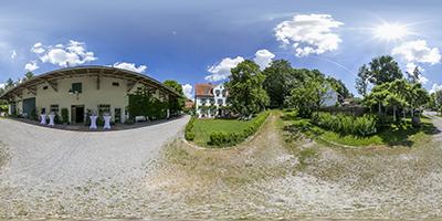 Weilachmühle Ansicht Hof