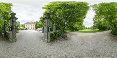 Bamberger Haus Haupteingang