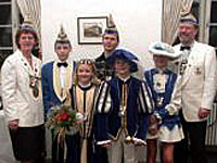 Kinderprinzenpaar 2002 - 2003