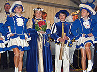 Kinderprinzenpaar 2006 - 2007