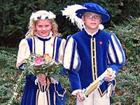 Kinderprinzenpaar 2005 -2006