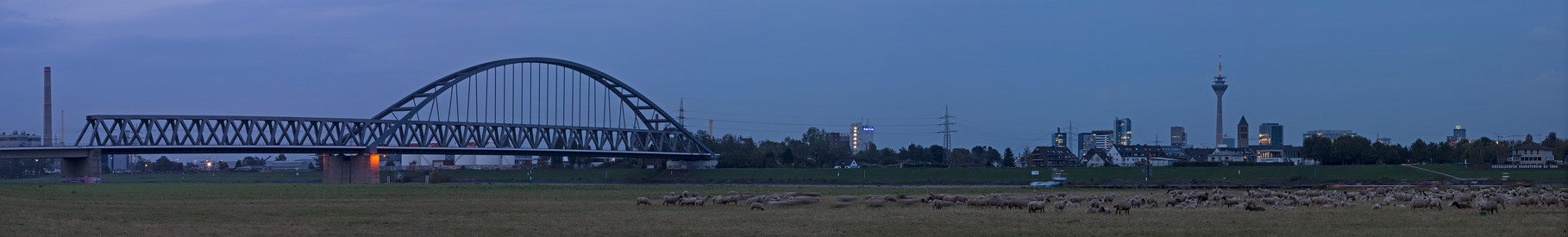 Tag 129_Panrama_Lausward bis Ruderverein 06.10.2014