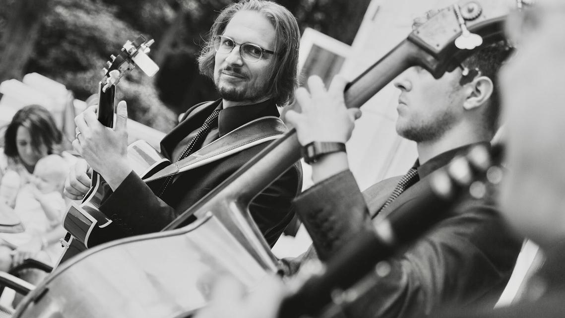 Jazzband auf Ihrer privaten Feier