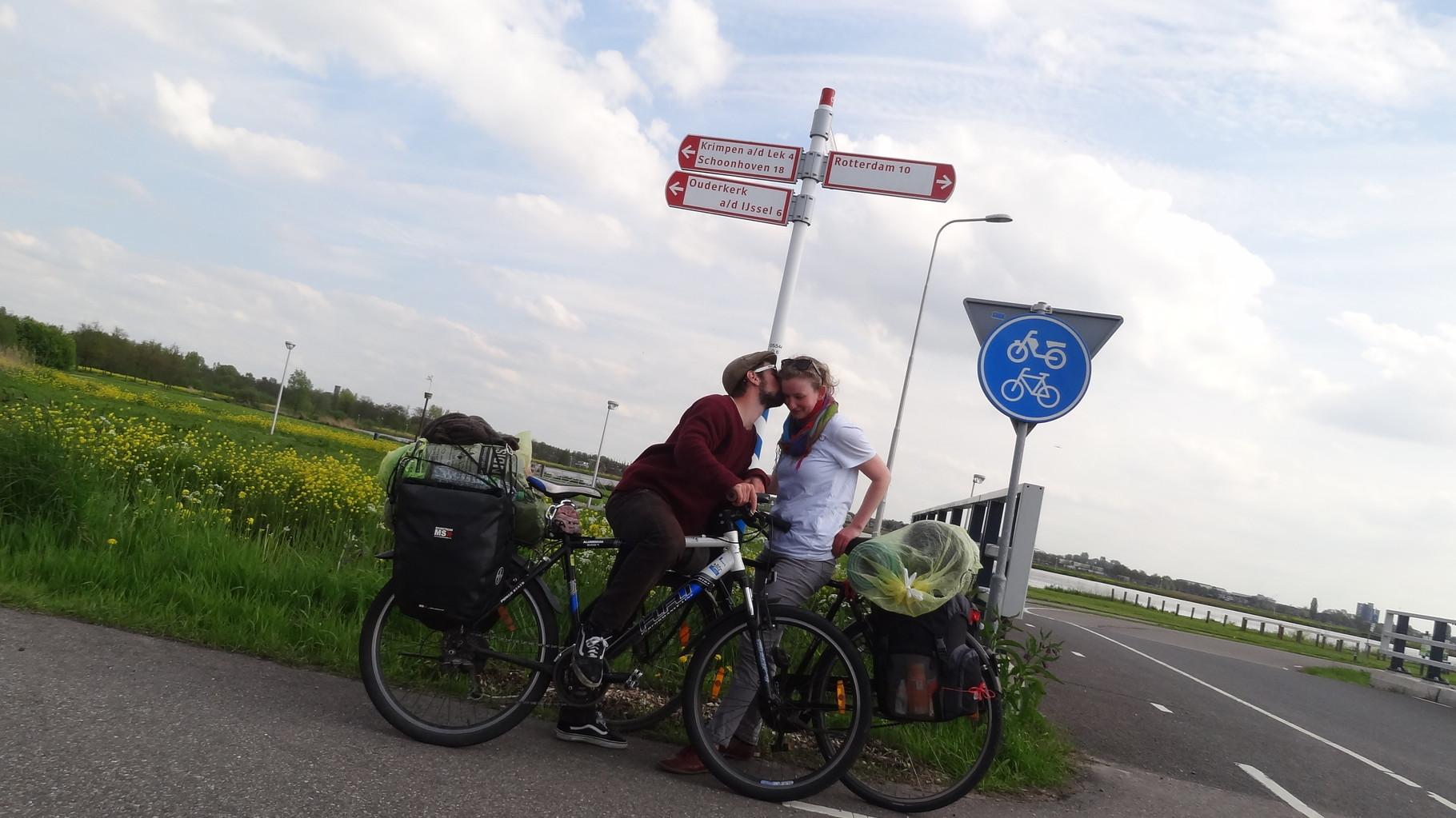 Rotterdam, you are close