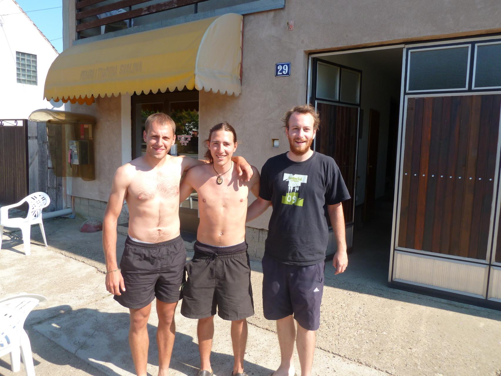 Hrvoje Juric, Vincent und ich, Vrbice
