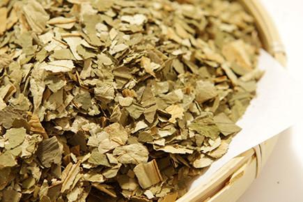 ハスの葉茶