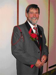 Peter Brawand, Ehrenpräsident MG-Wilderswil