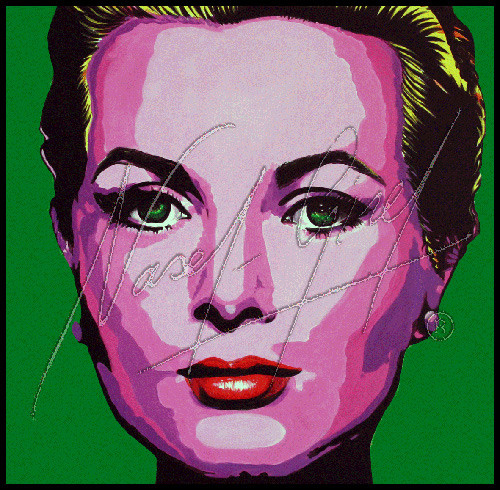 GRACE KELLY by Nasel