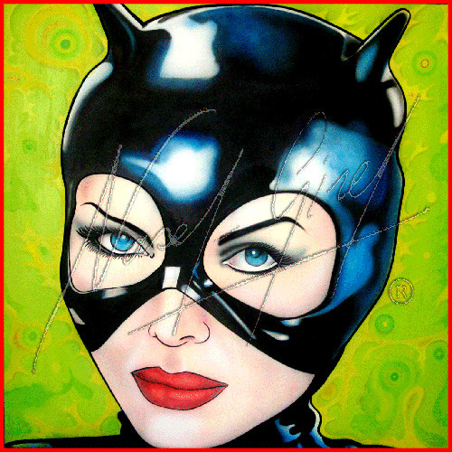 CATWOMAN Pfeiffer by Nasel