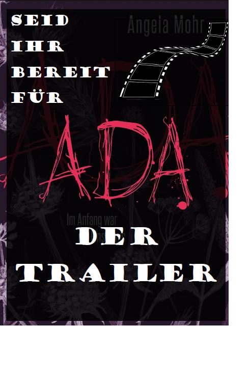 Literary Trailer Buchtrailer zu Ada - im Anfang war die Finsternis