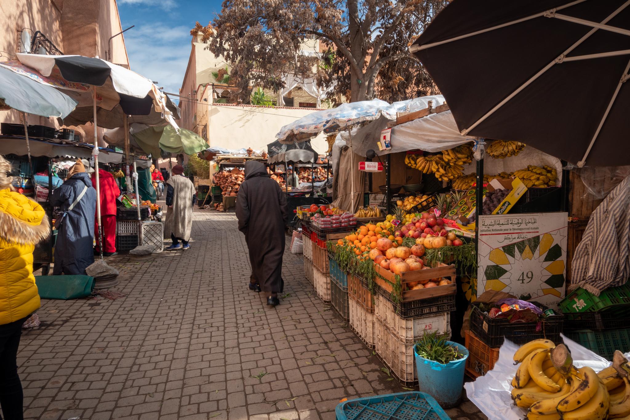 Marrakesch - Die Stadt aus 1001 Nacht