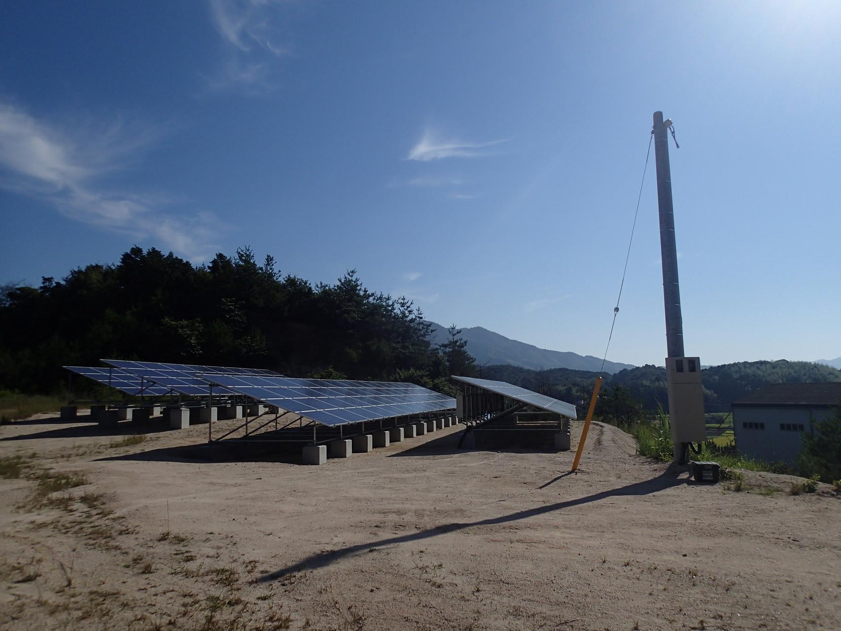 柳井 やまぐち未来発電所