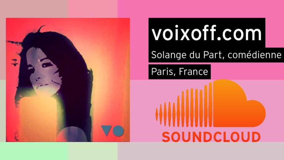 Voix Off SoundCloud