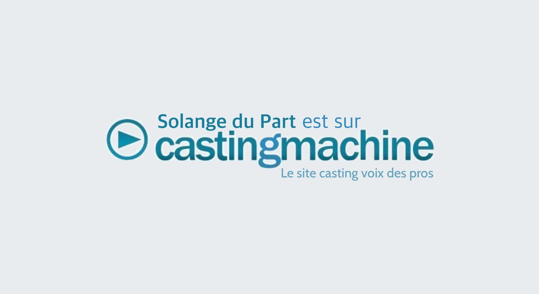 Voix Off Castingmachine
