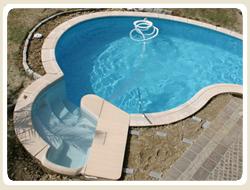 Beckenrandsteine, Pool, Schwimmbecken
