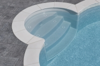 Paso Treppe, Schwimmbeckentreppe, Pooltreppe