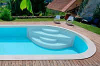 Enjoy Treppe, Schwimmbeckentreppe, Pooltreppe, 2