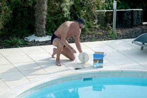 Ein Schwimmbad ist nicht zeitaufwändig