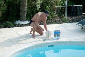 Ein Schwimmbad ist nicht zeitaufwändig, Schwimmbecken, Pool, Garten Schwimmbecken, Garten Pool