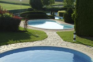 Keine Baugenehmigung nötig, Celine, Schwimmbecken, Pool, Garten Schwimmbecken, Garten Pool