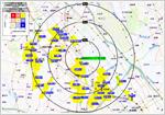 ポスティング商圏の地域特性を分析