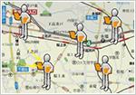 ポスティング無料サービス「GPS管理」
