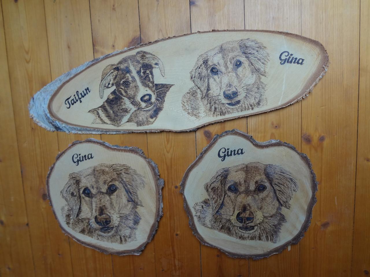 "Set ""Gina"" und ""Taifun"""