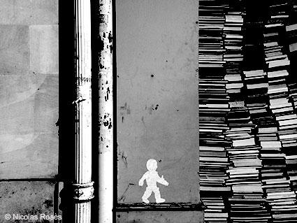 FIVE DAYS IN PARIS 21 Nicolas Rosès Photographe