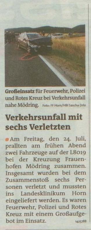 Bezirksblätter Ausgabe 31/2015