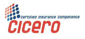 Cicero Namensfindung: Cicero ist das Gütesiegel für kompetente Versicherungsberatung.
