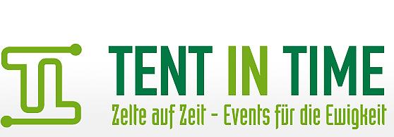TENT IN TIME Event-Planung und Event-Organisation Namensfindung und Slogan Kreation