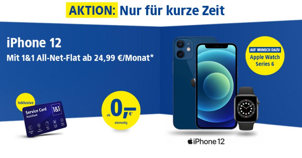 AKTION: NUR FÜR KURZE ZEIT iPhone 12