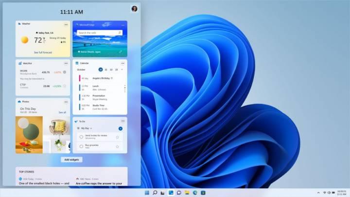 Startmenü Windows 11