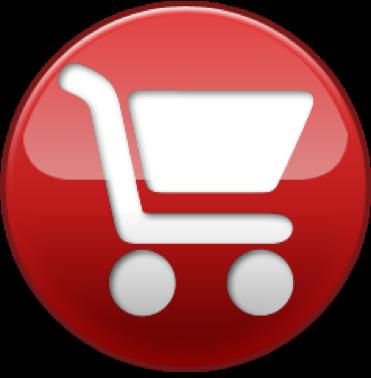 Warenkorb- Symbol der Website ausblenden