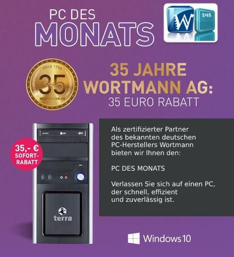 TERRA PC DES MONATS